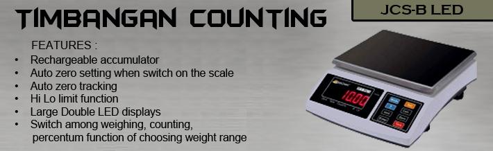 Timbangan Counting